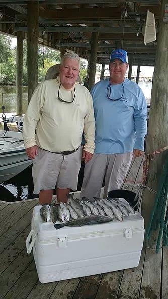 family charter fishing