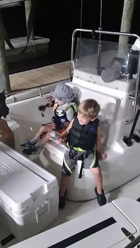 kid friendly fishing